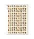FLOWERS_0288. Carta di riso vittoriana fiori per decoupage.