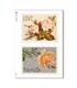 FLOWERS_0289. Papel de Arroz victoriano flores para decoupage.