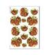 FLOWERS_0296. Papel de Arroz victoriano flores para decoupage.
