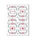 FLOWERS_0301. Papel de Arroz victoriano flores para decoupage.