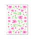 FLOWERS_0311. Papel de Arroz flores para decoupage.