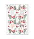 FLOWERS_0312. Papel de Arroz victoriano flores para decoupage.