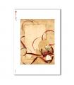 ALBUM-L-0078. Carta di riso album per decoupage.