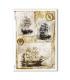 OLD-PHOTOS-0081. Carta di riso vittoriana per decoupage.