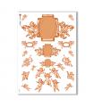 CULT-0092. Carta di riso sacra per decoupage.