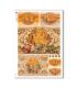 CULT-0096. Carta di riso sacra per decoupage.