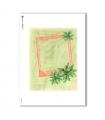 ALBUM-L-0092. Rice Paper album for decoupage.