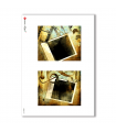 ALBUM-S-0007. Rice paper album small for decoupage.