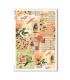 ANIMALS-0067. Carta di riso animali per decoupage.