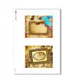 ALBUM-S-0015. Carta di riso album small per decoupage