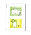 ALBUM-S-0018. Carta di riso album small per decoupage