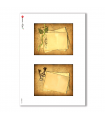 ALBUM-S-0026. Rice paper album small for decoupage.