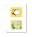 ALBUM-S-0044. Rice paper album small for decoupage.