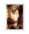 ARTWORK-0017. Carta di riso opere d'arte per decoupage.