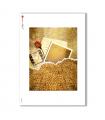 ALBUM-L-0011. Carta di riso album per decoupage.