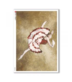 ARTWORK-0028. Artwork Rice Paper for decoupage.