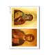 ARTWORK-0038. Carta di riso opere d'arte per decoupage.