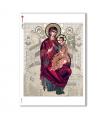 ARTWORK-0045. Carta di riso opere d'arte per decoupage.