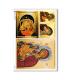 ARTWORK-0047. Papel de Arroz obras de arte para decoupage.