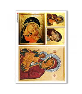 ARTWORK-0047. Artwork Rice Paper for decoupage.