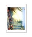ARTWORK-0054. Carta di riso opere d'arte per decoupage.