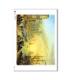 ARTWORK-0055. Papel de Arroz obras de arte para decoupage.