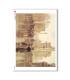 ARTWORK-0056. Papel de Arroz obras de arte para decoupage.