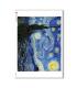 ARTWORK-0061. Carta di riso opere d'arte per decoupage.