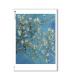 ARTWORK-0062. Papel de Arroz obras de arte para decoupage.