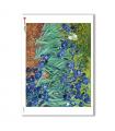 ARTWORK-0063. Carta di riso opere d'arte per decoupage.
