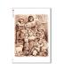 SCENE-0038. Carta di riso pittorico per decoupage.