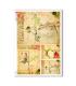 SCENE-0051. Carta di riso pittorico per decoupage.