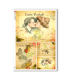 SCENE-0052. Carta di riso pittorico per decoupage.