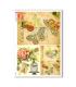SCENE-0053. Carta di riso pittorico per decoupage.