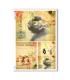 SCENE-0057. Carta di riso pittorico per decoupage.