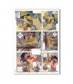SCENE-0061. Carta di riso pittorico per decoupage.