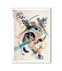 ARTWORK-0066. Papel de Arroz obras de arte para decoupage.