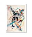 ARTWORK-0066. Carta di riso opere d'arte per decoupage.