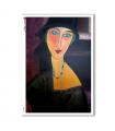 ARTWORK-0072. Carta di riso opere d'arte per decoupage.