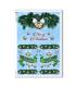 CHRISTMAS-0278. Papel de Arroz Navidad victoriano para decoupage.