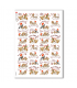 CHRISTMAS-0281. Papel de Arroz Navidad victoriano para decoupage.