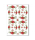 CHRISTMAS-0293. Carta di riso vittoriana Natale per decoupage.