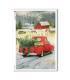 CHRISTMAS-0295. Carta di riso vittoriana Natale per decoupage.