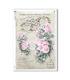 FLOWERS_0316. Papel de Arroz victoriano flores para decoupage.