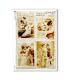 OLD-PHOTOS-0083. Carta di riso vittoriana per decoupage.