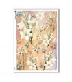 FLOWERS_0326. Carta di riso vittoriana fiori per decoupage.