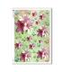 FLOWERS_0327. Carta di riso vittoriana fiori per decoupage.
