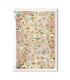 FLOWERS_0328. Carta di riso vittoriana fiori per decoupage.