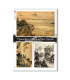 VIEWS-0147. Carta di Riso paesaggi per decoupage