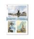 VIEWS-0150. Carta di Riso paesaggi per decoupage